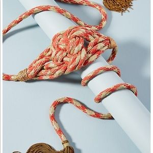 Anthropologie Marie knot belt gorgeous 🌟🌟